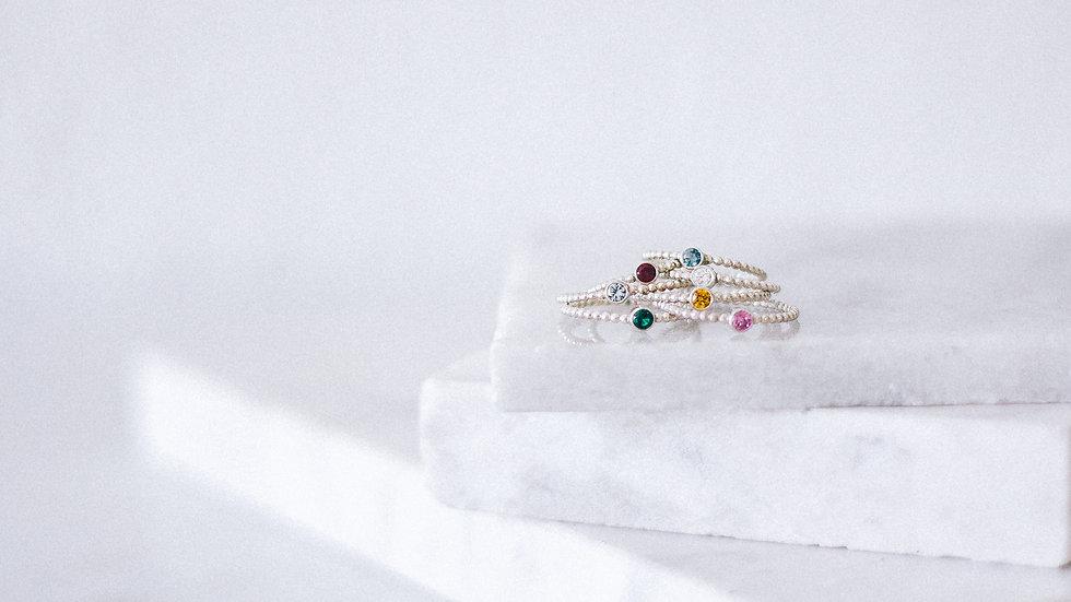 Birthstone Ring von Iloveblossom