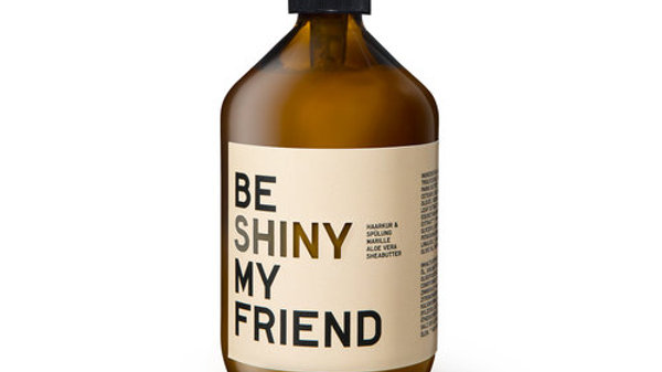 BE [SHINY] MY FRIEND