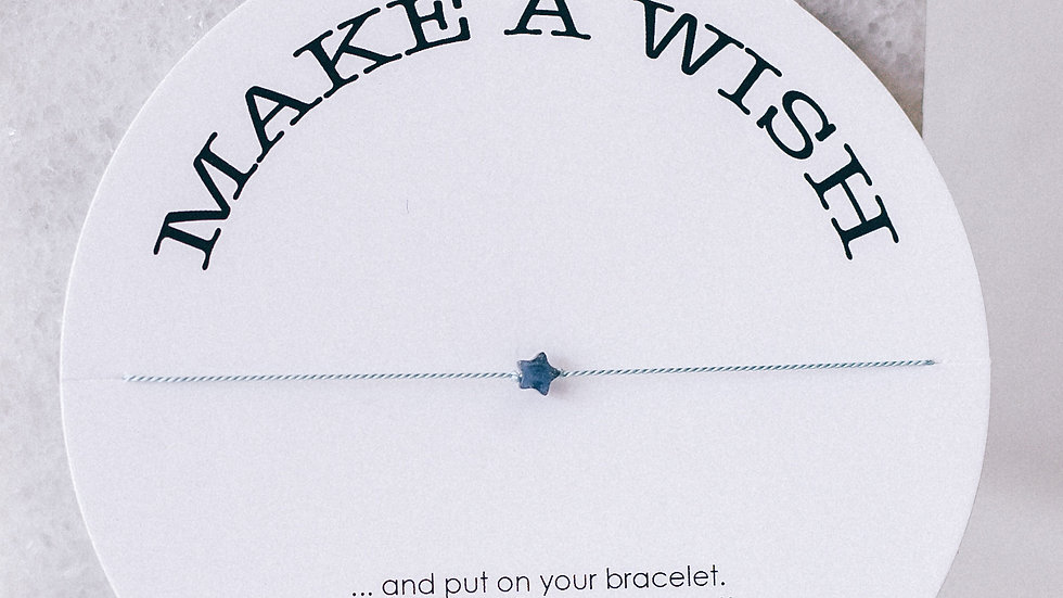 Make a wish Armband von Iloveblossom