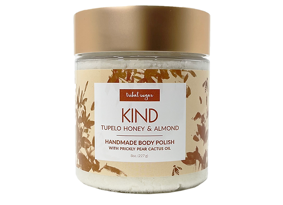 BODY POLISH - TUPELO HONEY AND ALMOND (KIND)