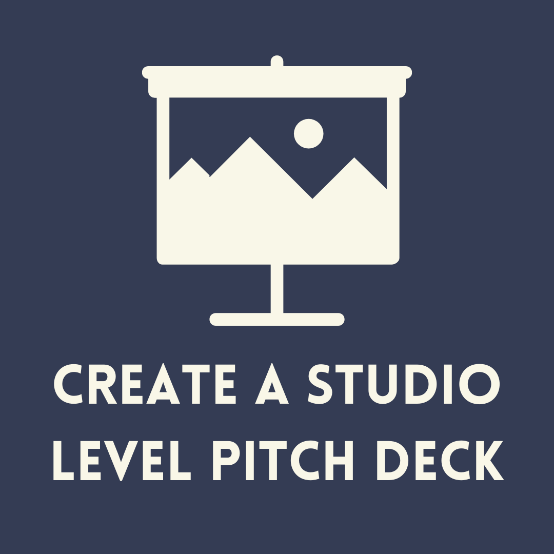 The Pitch Deck Workshop 2nd Edition