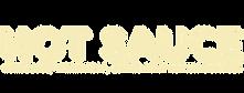 Logo Hot Sauce Lightest Yellow with Slog