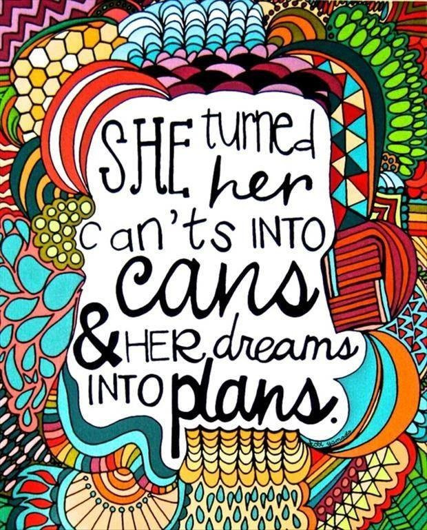 Dreams and plans
