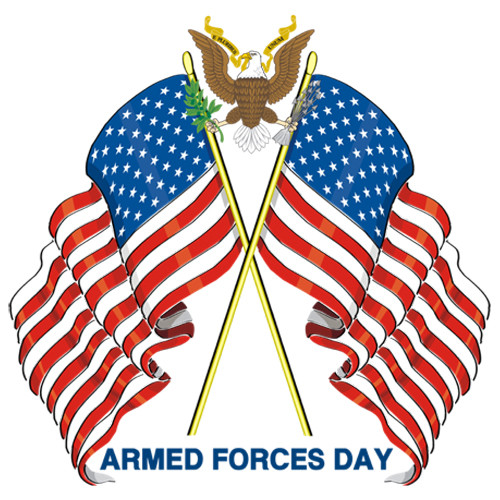 Armed Forces Day!