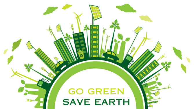 Go Green! Help your Chapter & the earth