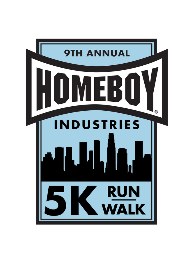 Homeboy 5K Run/Walk 9/23