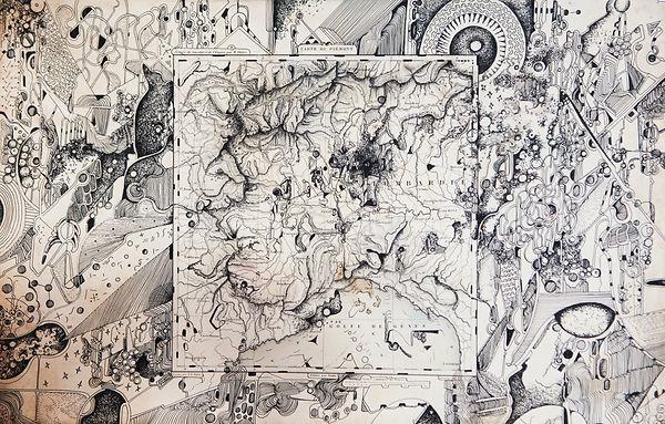 Frederic Babon Cartographie