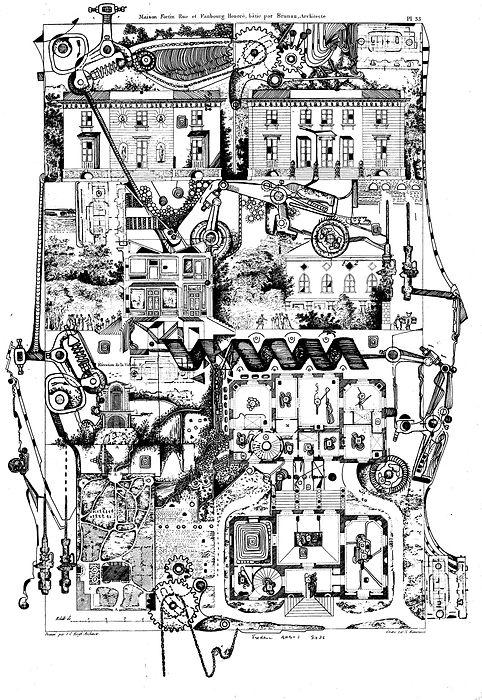 Fréderic Babon Série architecture