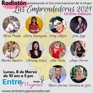 LAs Emprendedoras 2021 Patrocinadores 2.