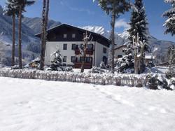 Haus Kendlbacher im Winter