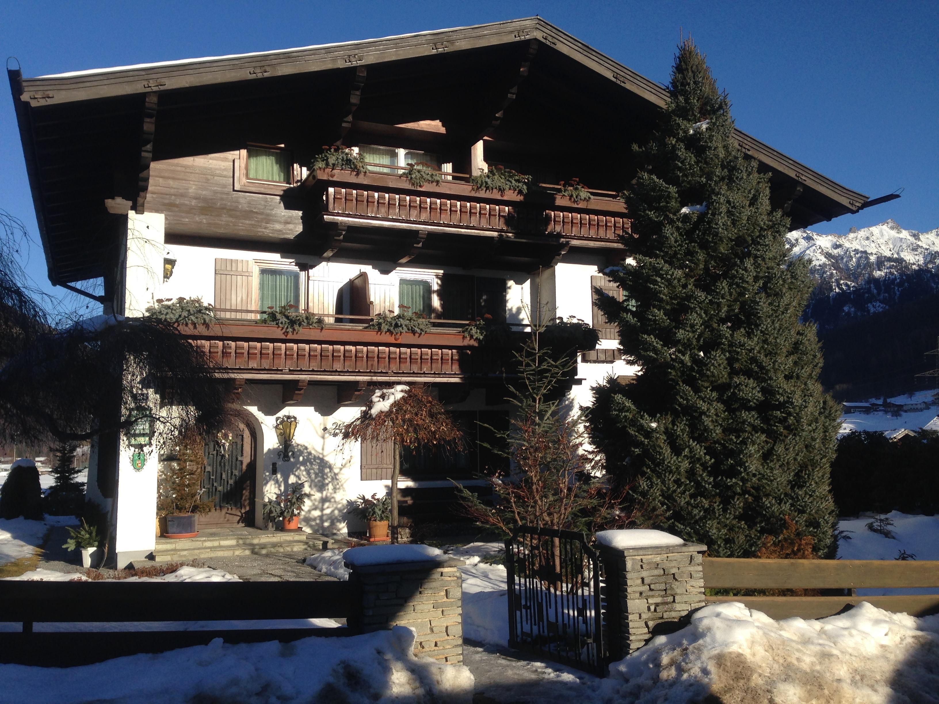 Haus Kendlbacher im Nationalpark