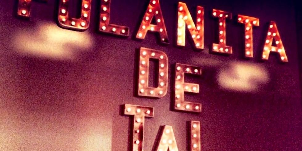 Presentacion de Disfraz en la Sala Clamores, Madrid