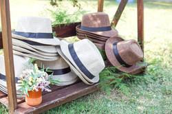 Cappelli pe gli ospiti