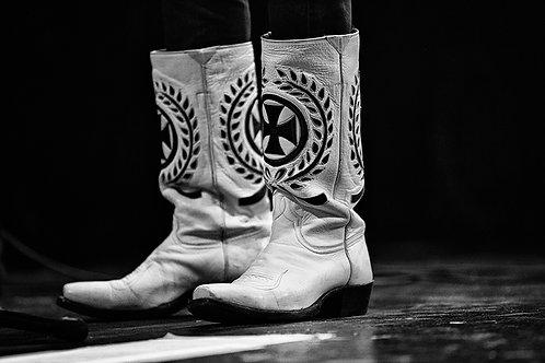 """""""Lemmy´s  boots"""""""
