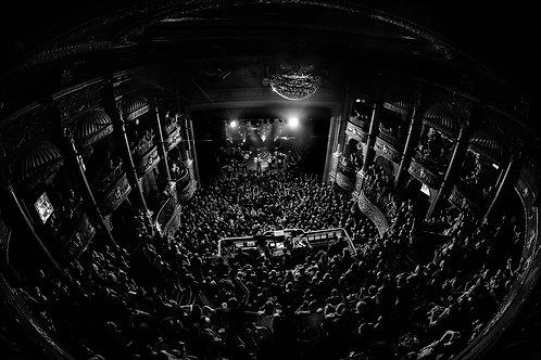 """El Extranjero"".   Bunbury Ex Tour"