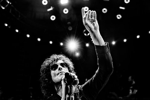 """""""There is a Starman waiting in the sky...""""  Bunbury Ex Tour"""