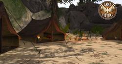 Tent Camping Night
