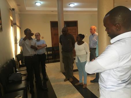 AIAA Executive Director in Rwanda