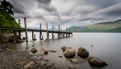 Derwent water in may-7