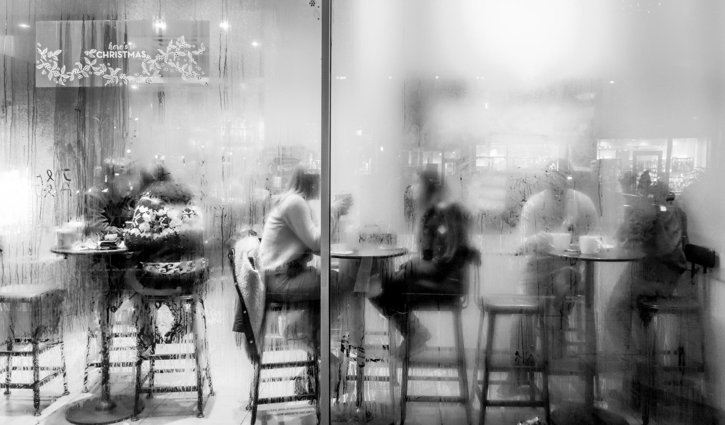 Graham Hunt B&W street photography