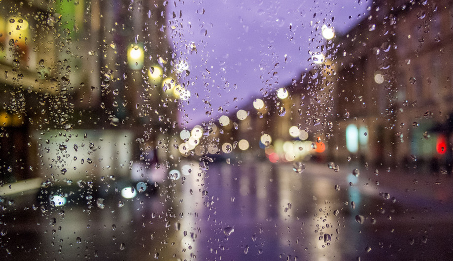 Gray st rain