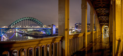 2 Newcastle bridge view