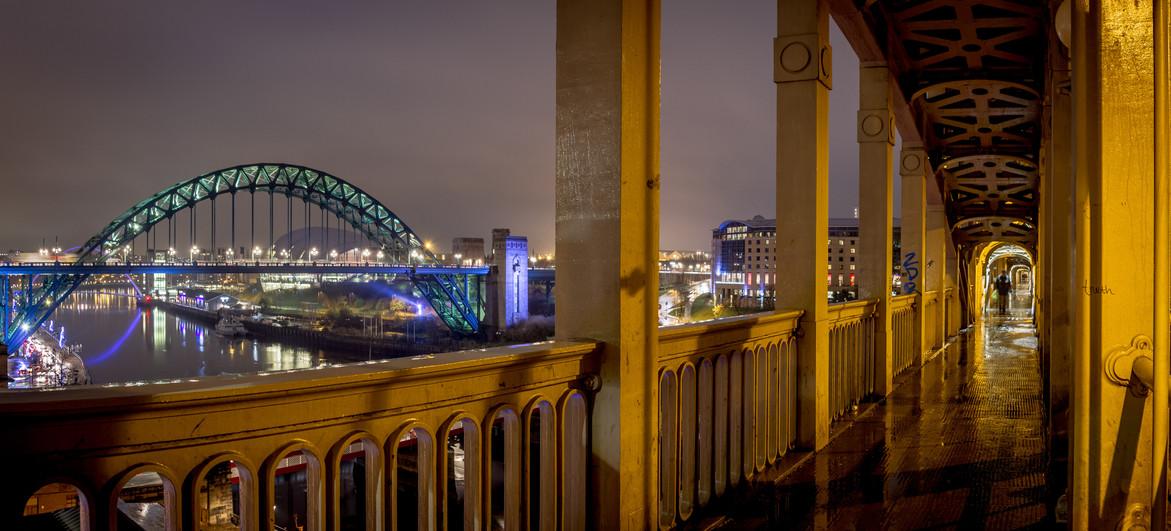Newcastle bridge
