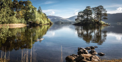 Derwent in May panoramic