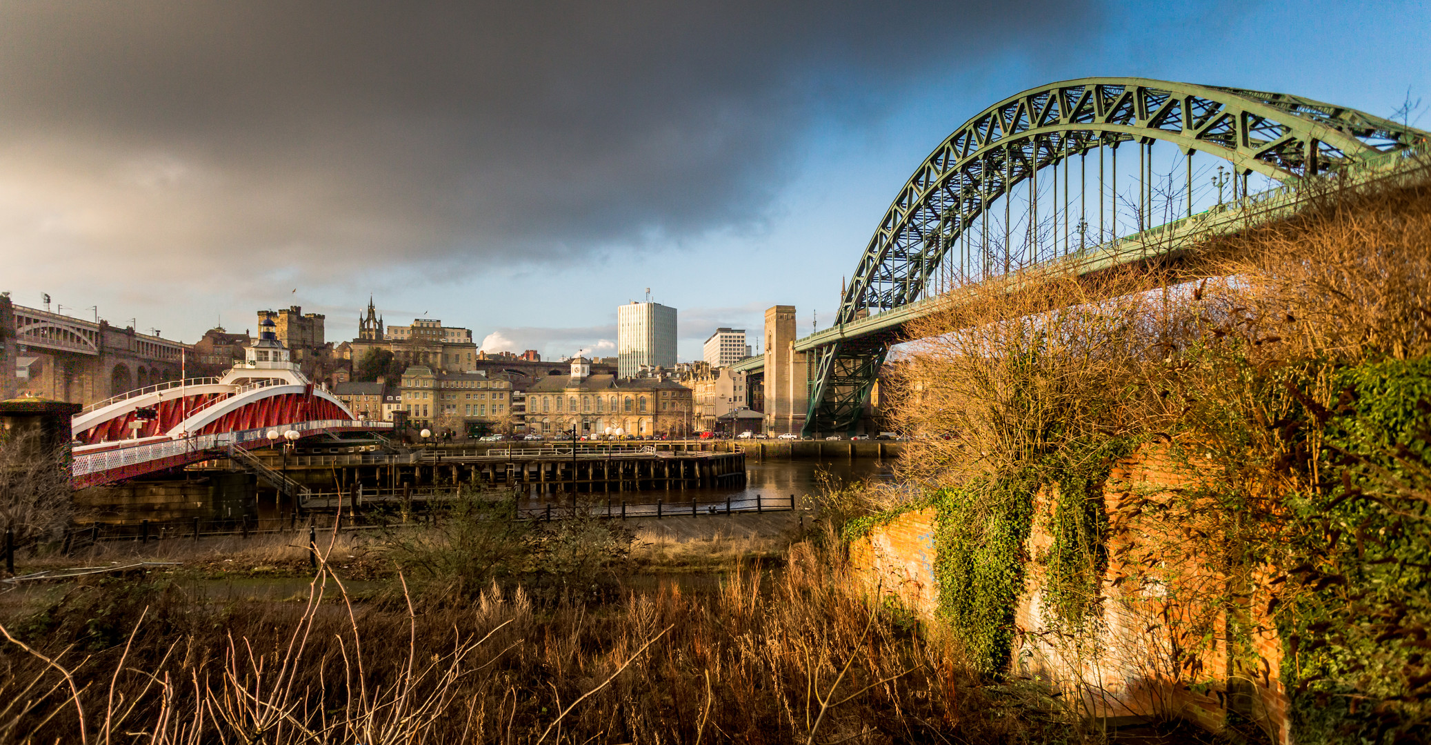 View of Newcastle