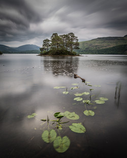 Derwent water in may-6