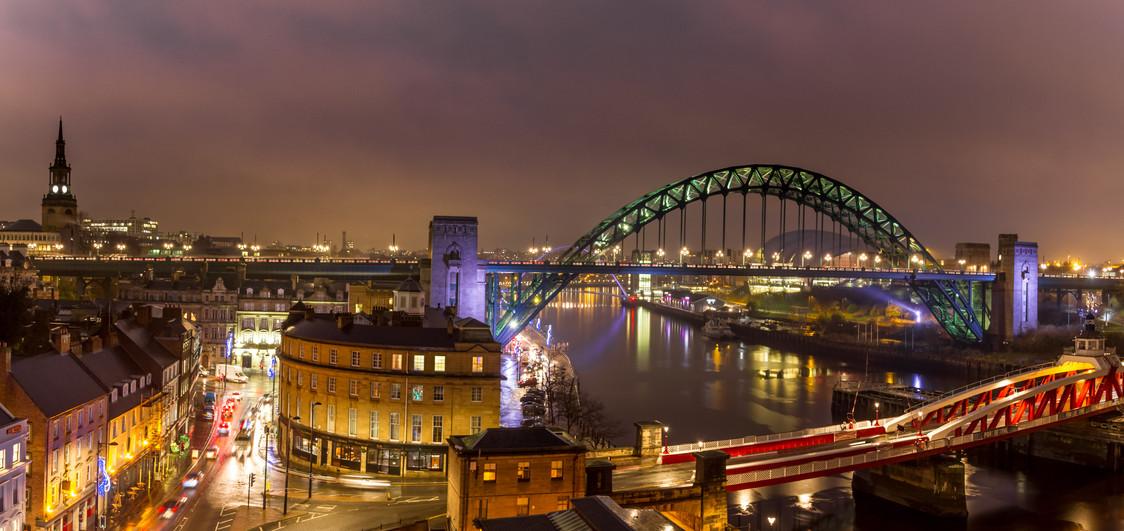 Newcastle Panoramic