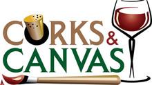 Business Spotlight: Corks & Canvas
