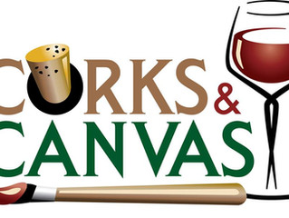Business Spotlight: Corks & Canvas