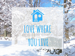 Love Where You Live - Support LMS!