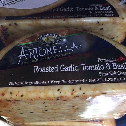 Antonella Formaggio Roasted Garli, Tomato & Basil