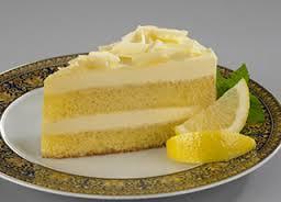Lemon cake w/ Mascapone