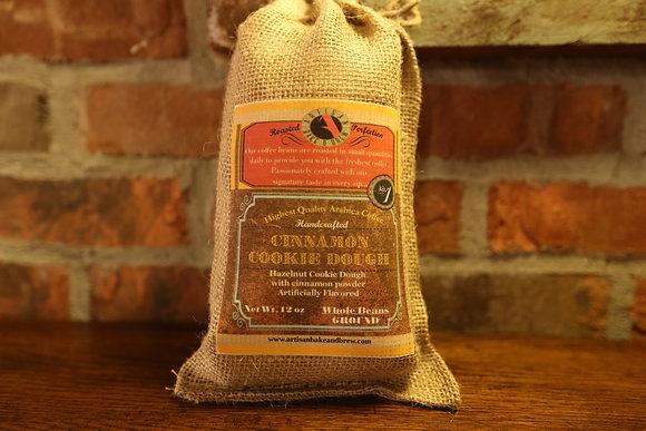 Cinnamon Cookie Dough