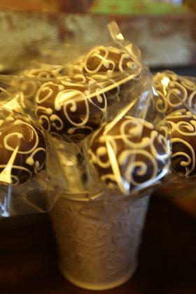 Cake Pops Basket
