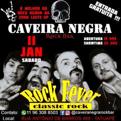 Jan 11 - Rock Fever