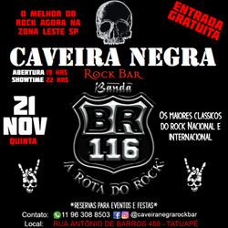 21 NOV  Banda BR116