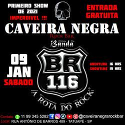 JAN 09 - Banda BR116