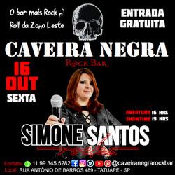 16 OUT - Simone Santos