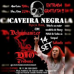 14.09 - DeHumanizer DIO TRIBUTE