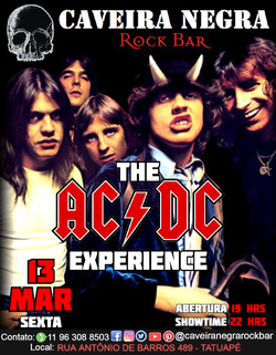 MAR 13 - ACDC EXP
