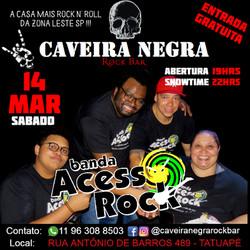 MAR 14 - Acesso Rock