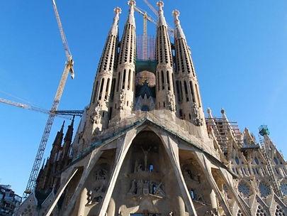 Excursion Gaudi, Sagrada Familia, Casa Batlló et Casa Miola