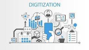 La digitalisation du marché de l'électronique