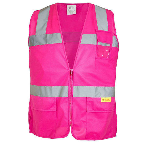 Female Safety Vest ANSI/ISEA Class 2