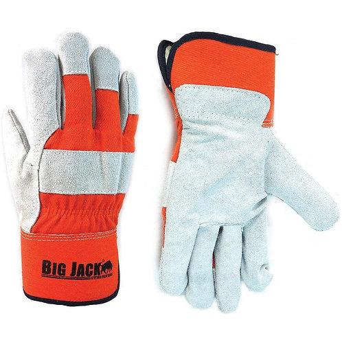 Better Grip Premium Insulated Split Cowhide Palm Gloves
