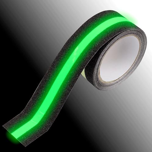 """Anti-Slip Track Tape Glow in the Dark 2"""" x 14 ft"""